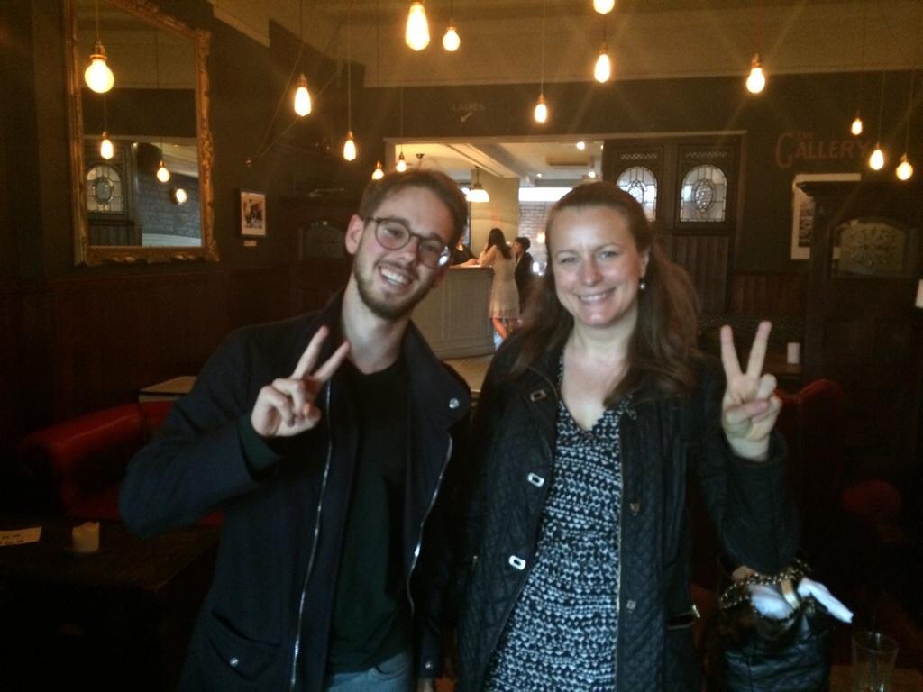 Sofie Sandel interview with Peter Norris