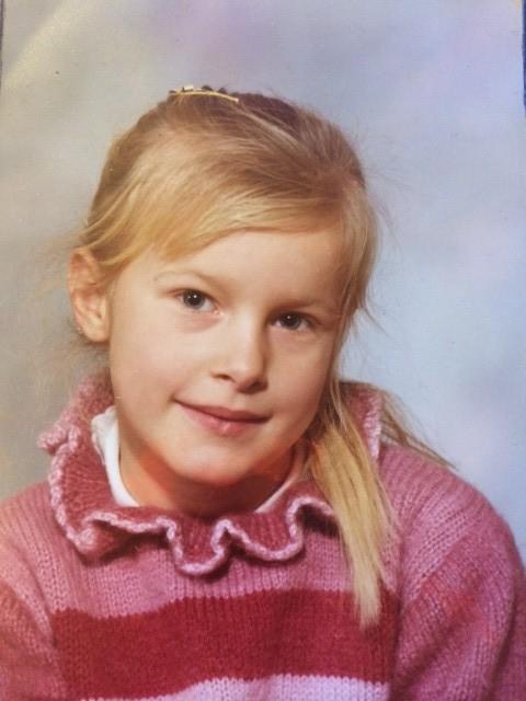 Sofie Sandell school photo
