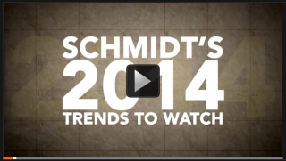 Eric Schmidt about 2014 digital trends