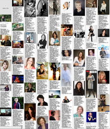 Female speakers Pintrest board 6 April
