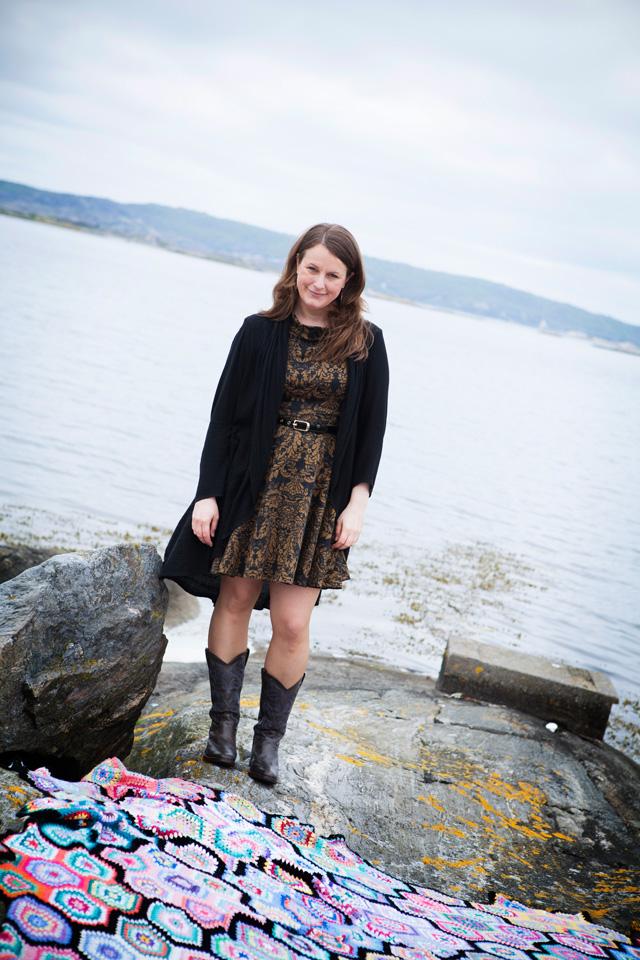 Sofie Sandell - Photographer Katja Rangstam near Marstrand