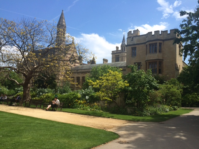 Oxford Balliol College