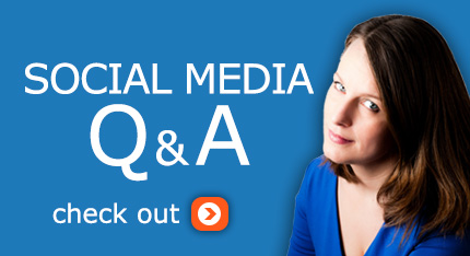 Sofie Sandell - social media questions and answer