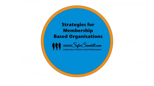Logo strategies for membership organisation .001