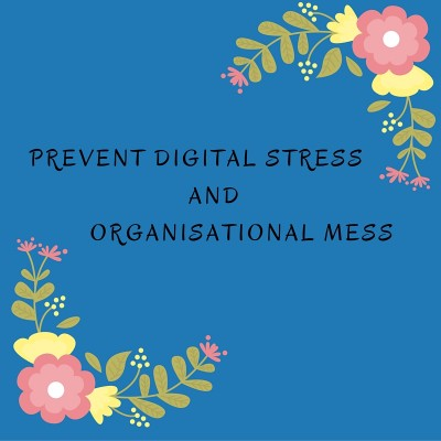 Prevent Digital Stress online course Sofie Sandell