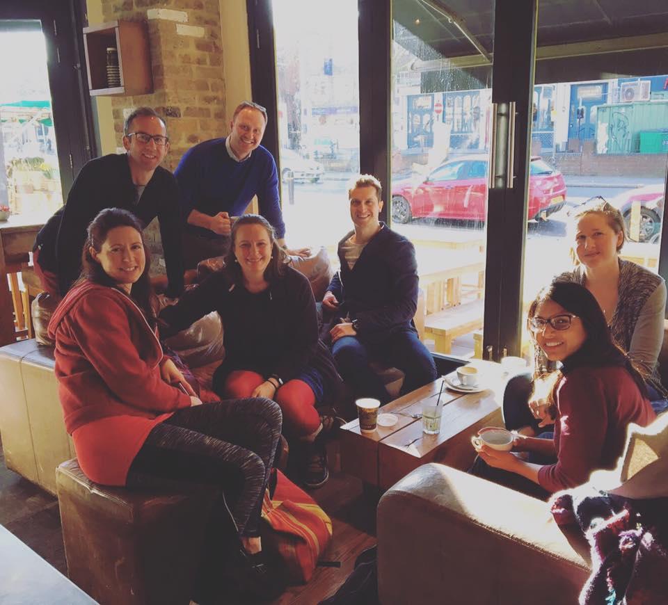 Social media for entrepreurs in Chiswick w4 London